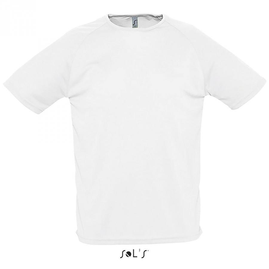 Tee-shirt homme manches raglan - 1-1036-16