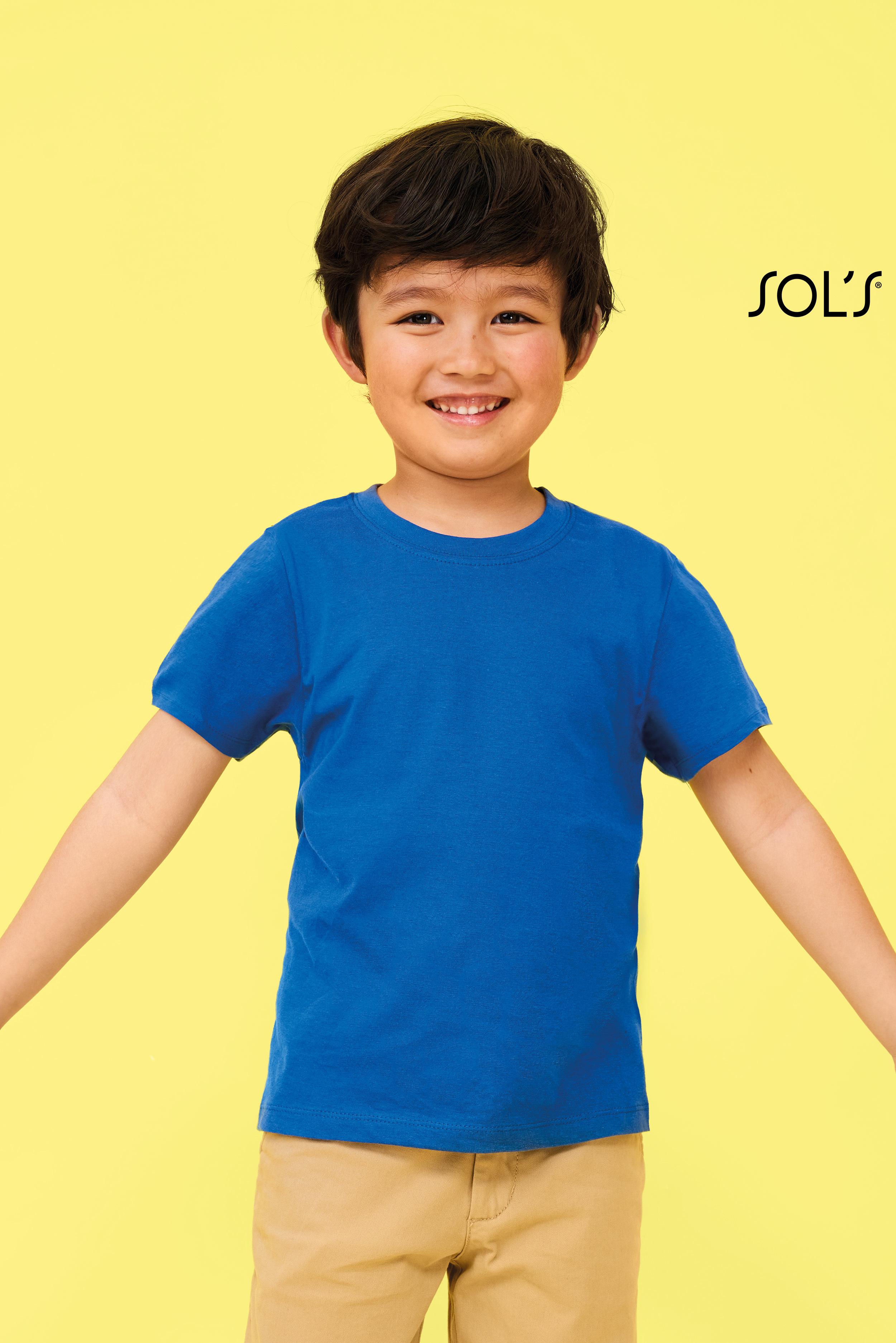 Tee-shirt unisexe enfants