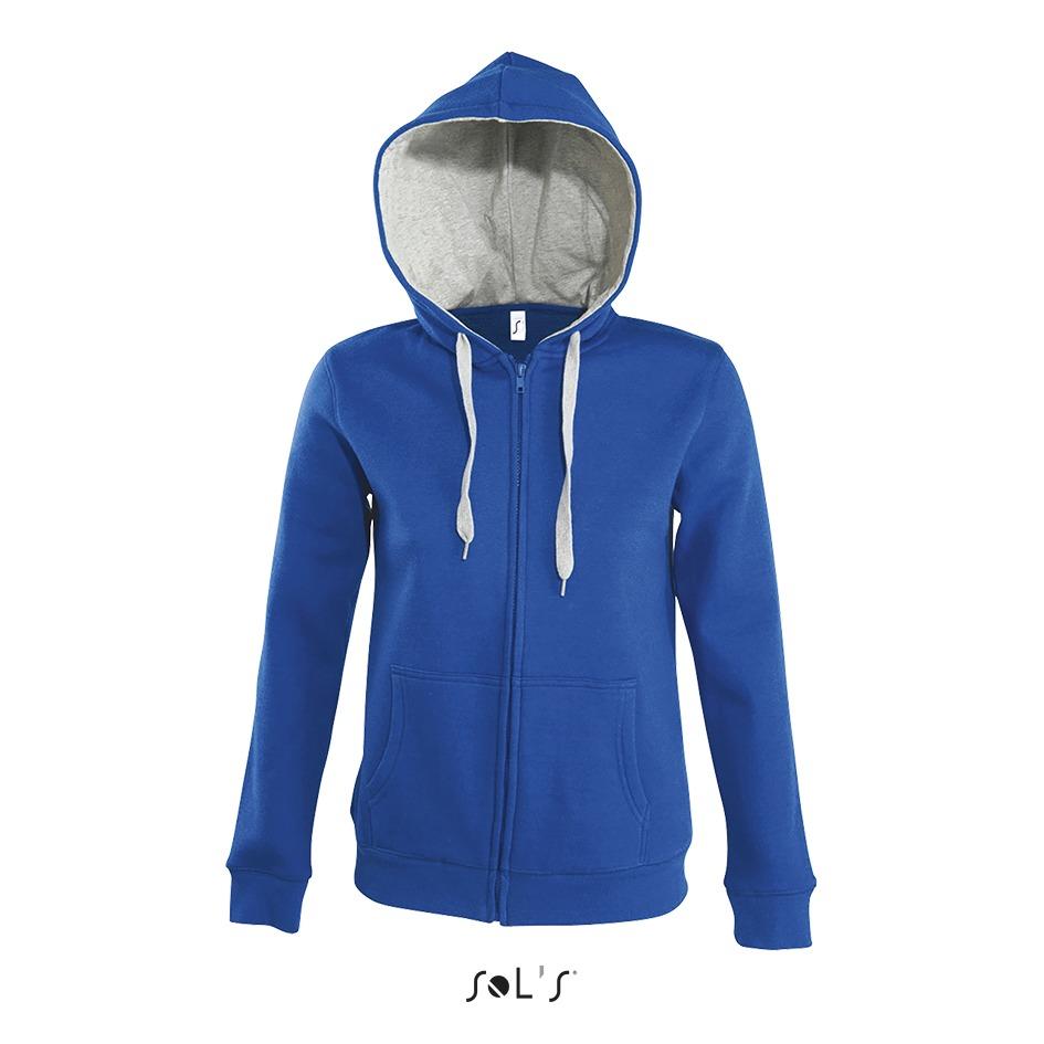 Veste zipée femme - 1-1123-3