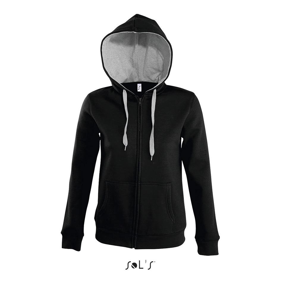 Veste zipée femme - 1-1123-4