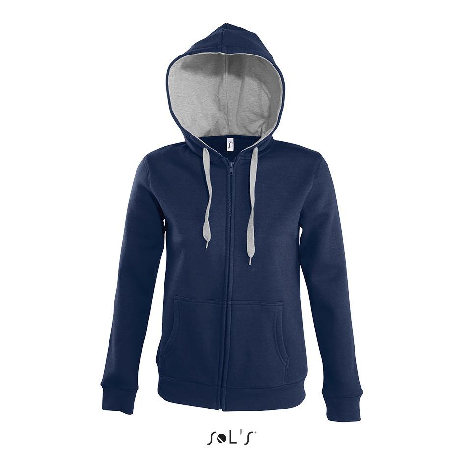 Veste zipée femme - 1-1123-5