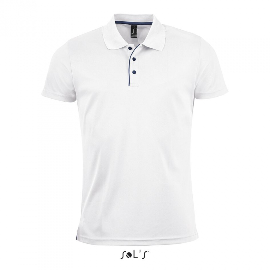 Polo sport homme - 1-1141-10