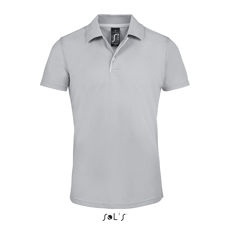 Polo sport homme - 1-1141-12