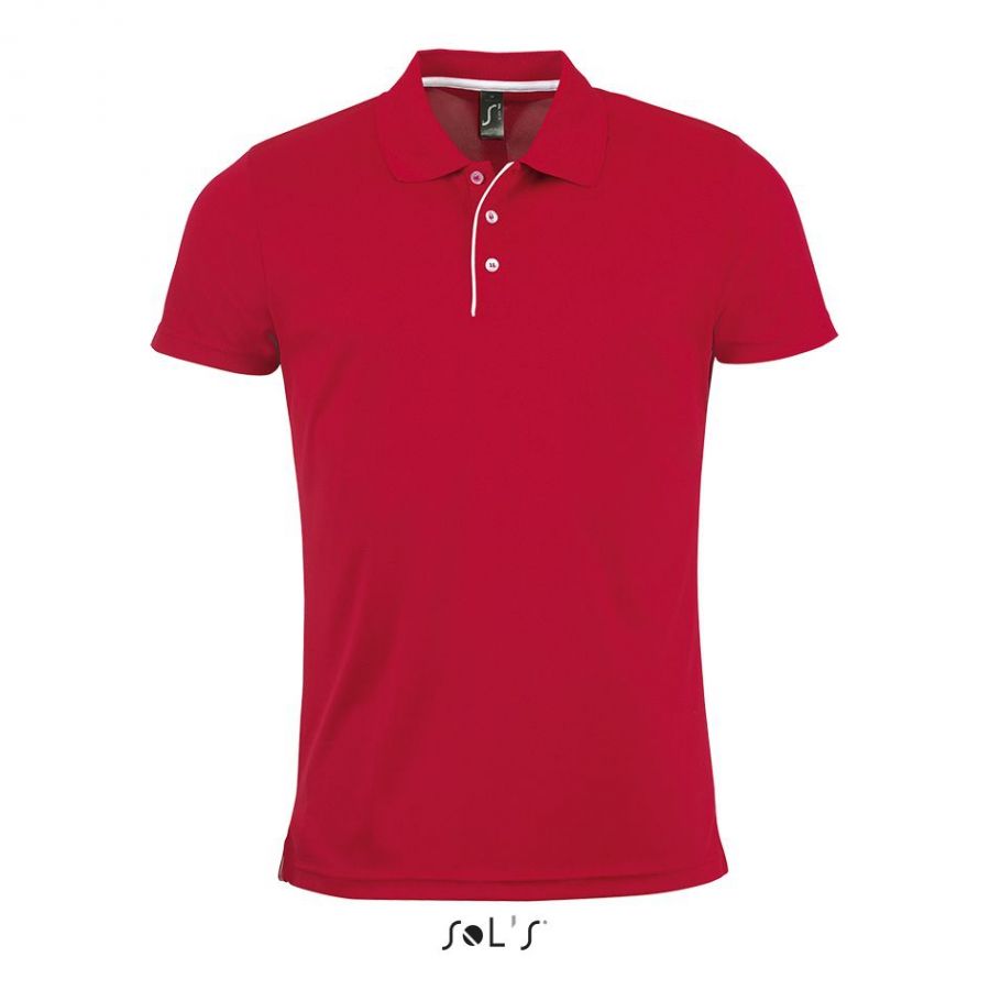 Polo sport homme - 1-1141-7