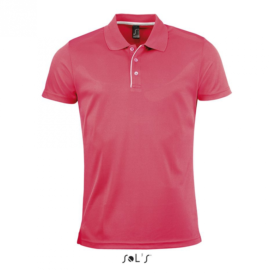 Polo sport homme - 1-1141-8
