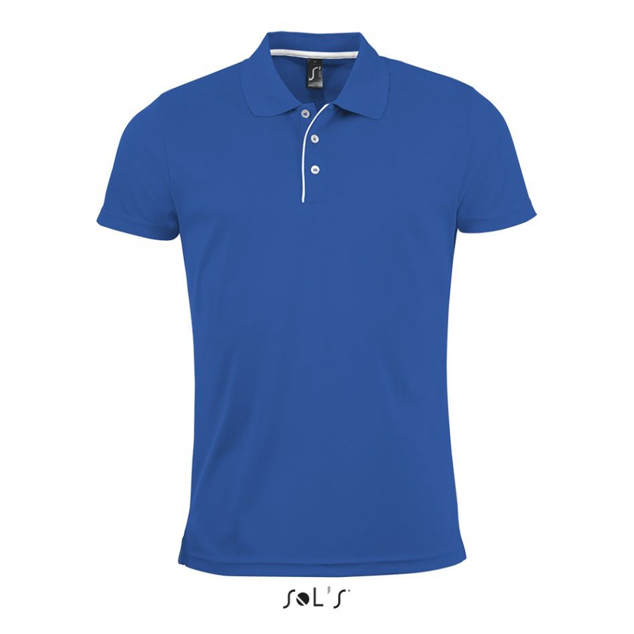 Polo sport homme - 1-1141-9