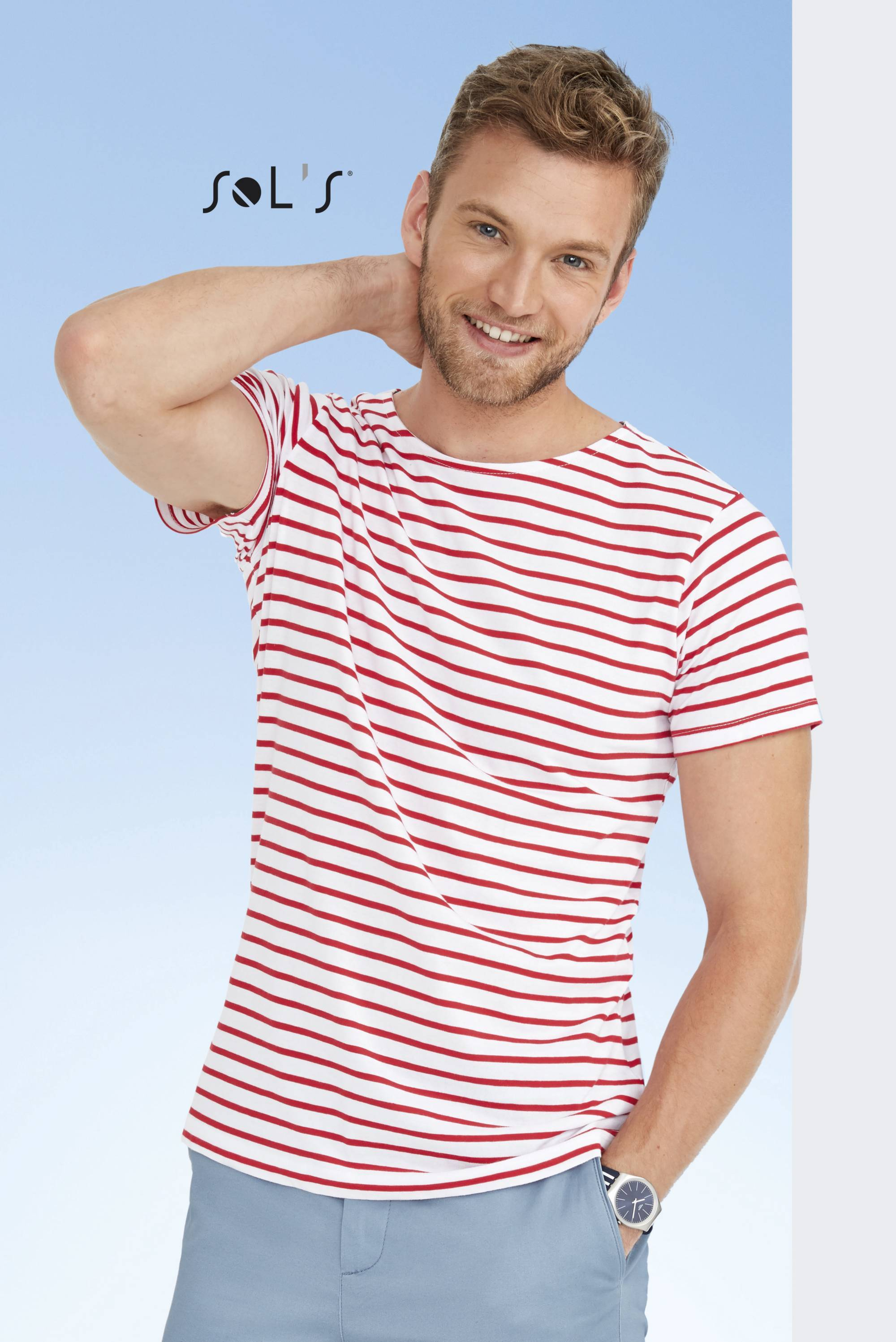 Tee-shirt homme Miles