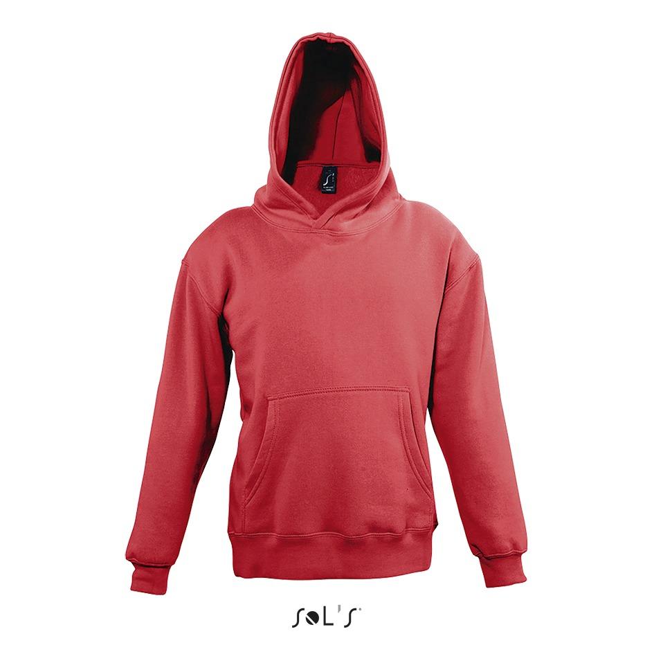 Sweat-shirt enfant à capuche - 1-1227-6