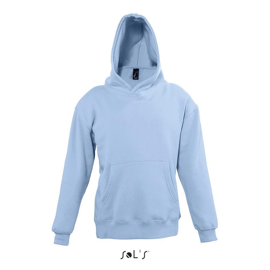 Sweat-shirt enfant à capuche - 1-1227-7