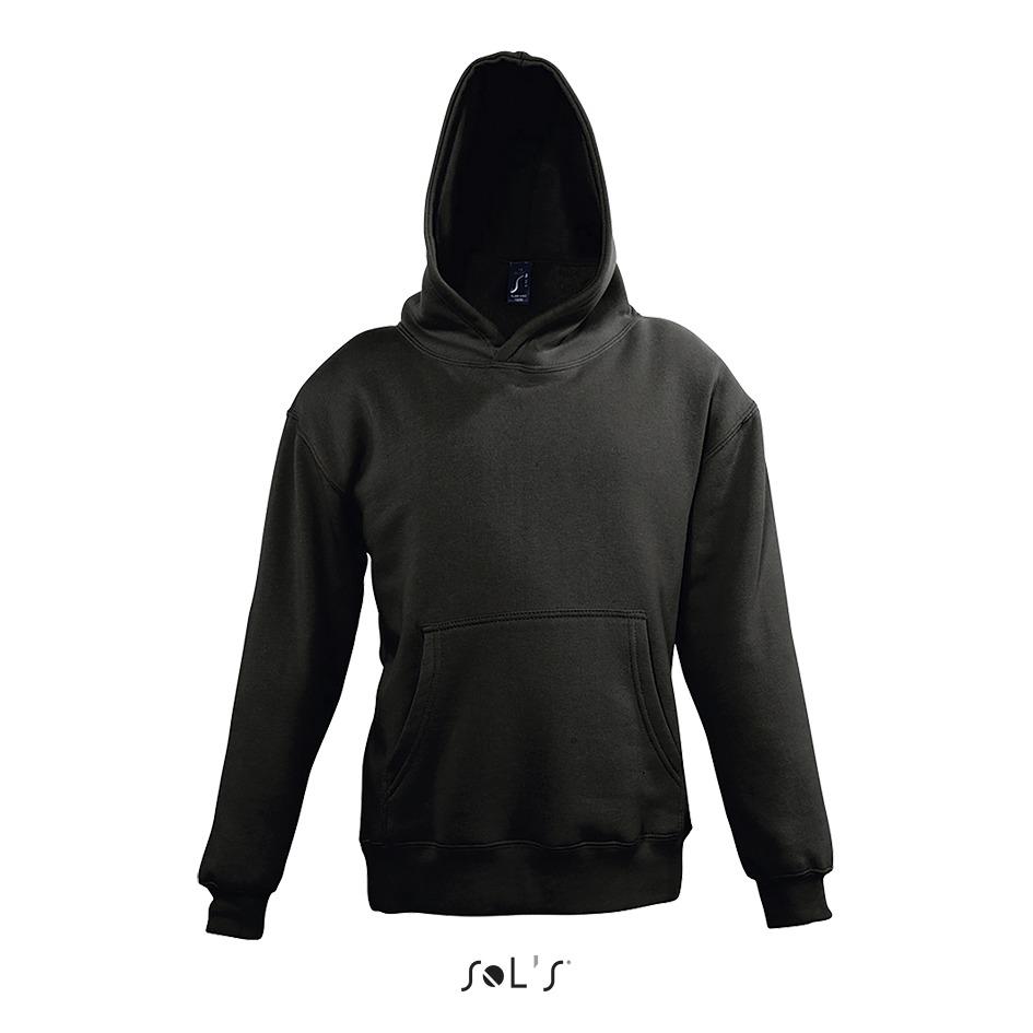 Sweat-shirt enfant à capuche - 1-1227-9
