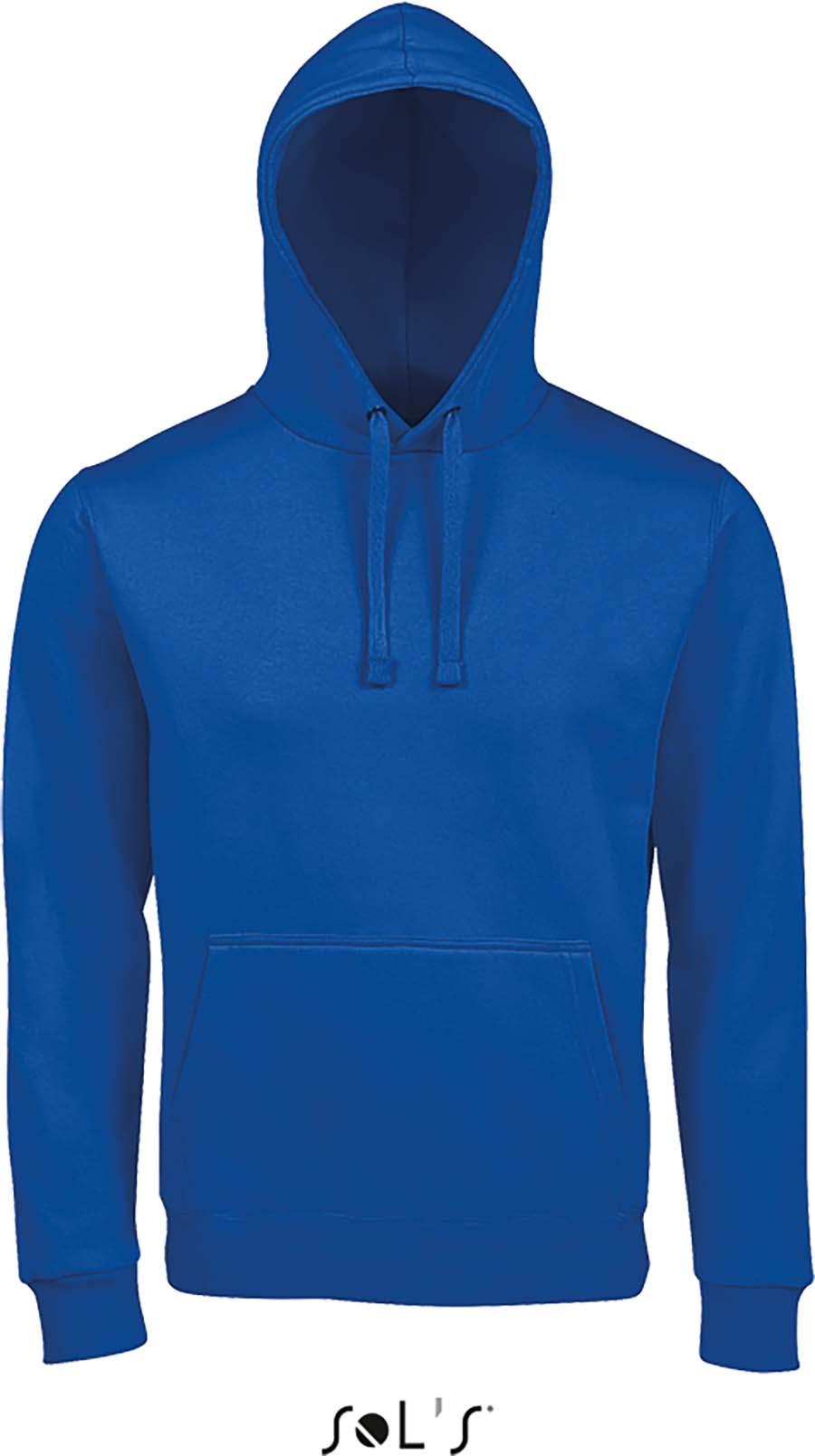 Sweat-shirt unisexe à capuche - 1-1403-1