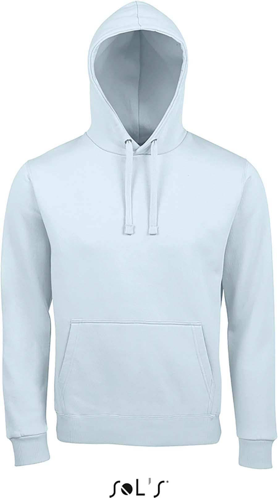 Sweat-shirt unisexe à capuche - 1-1403-10
