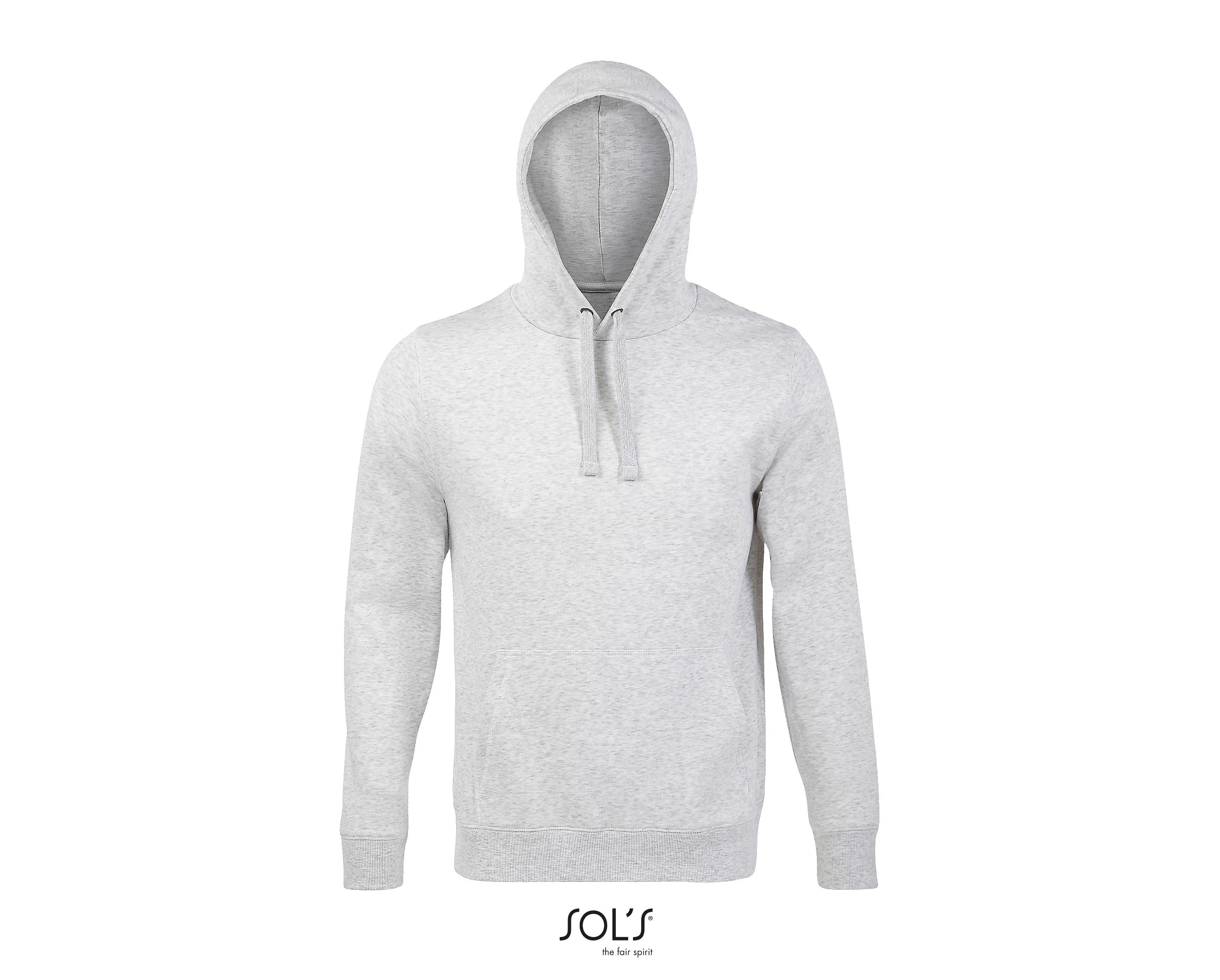 Sweat-shirt unisexe à capuche - 1-1403-14