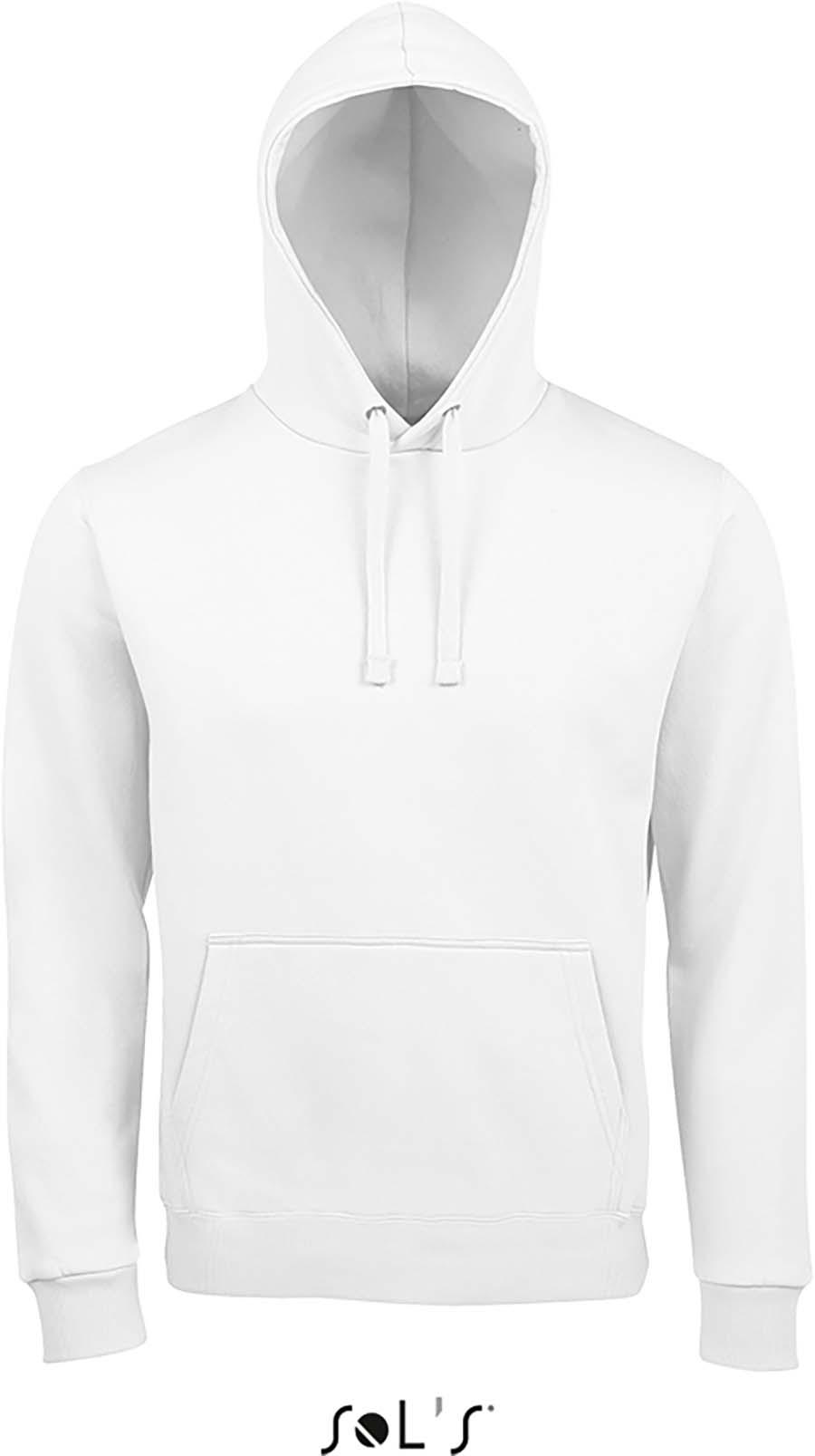 Sweat-shirt unisexe à capuche - 1-1403-2