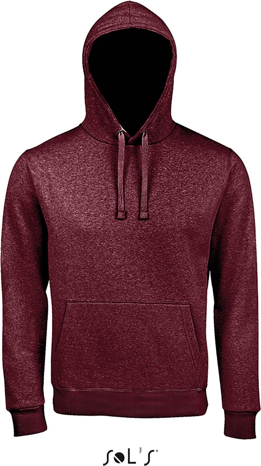 Sweat-shirt unisexe à capuche - 1-1403-3