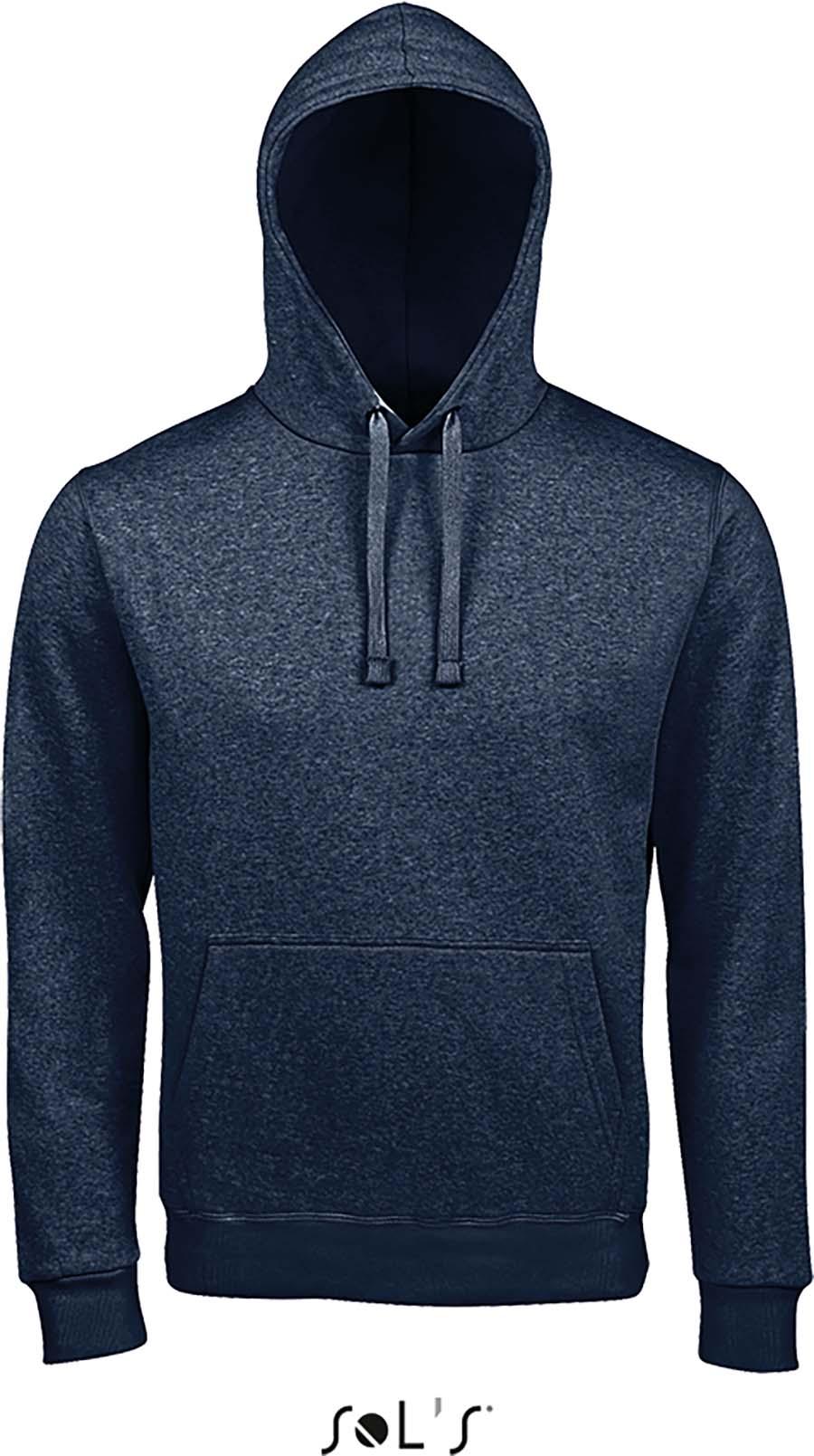 Sweat-shirt unisexe à capuche - 1-1403-5