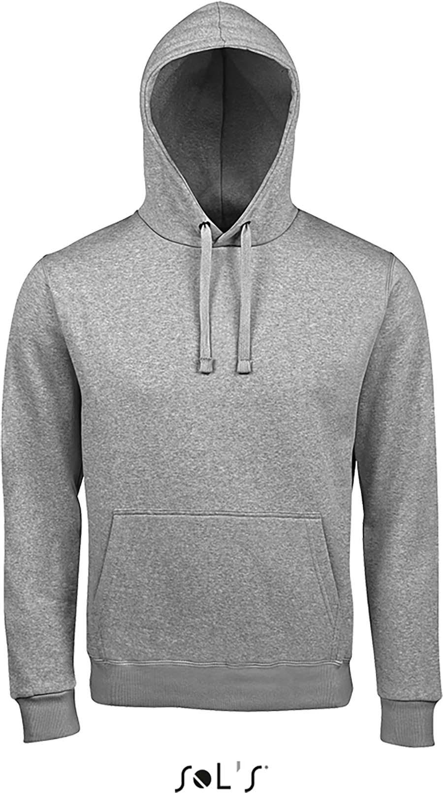 Sweat-shirt unisexe à capuche - 1-1403-6