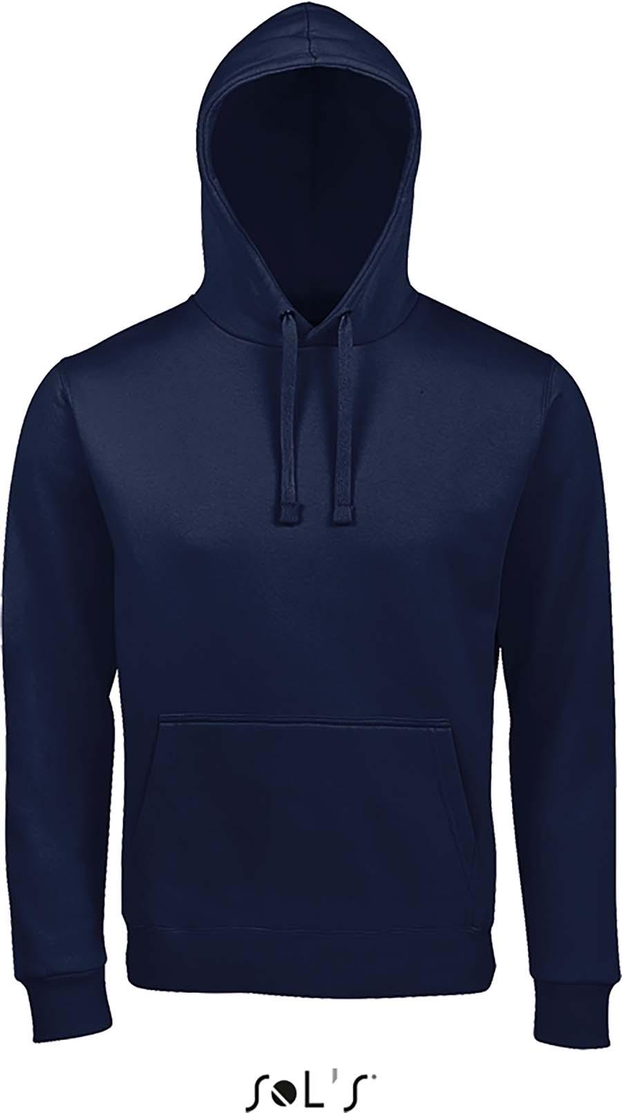 Sweat-shirt unisexe à capuche - 1-1403-7