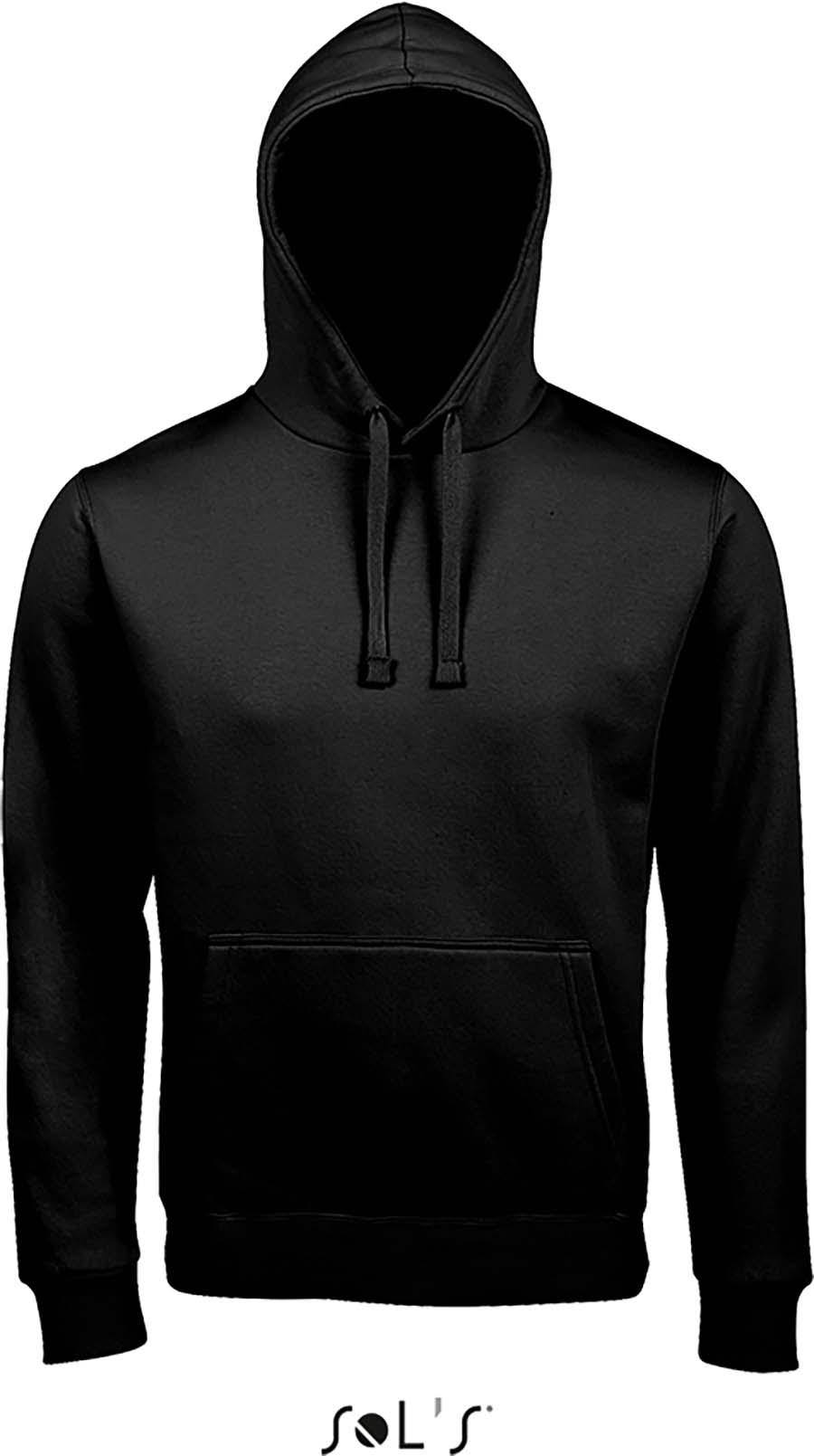 Sweat-shirt unisexe à capuche - 1-1403-9