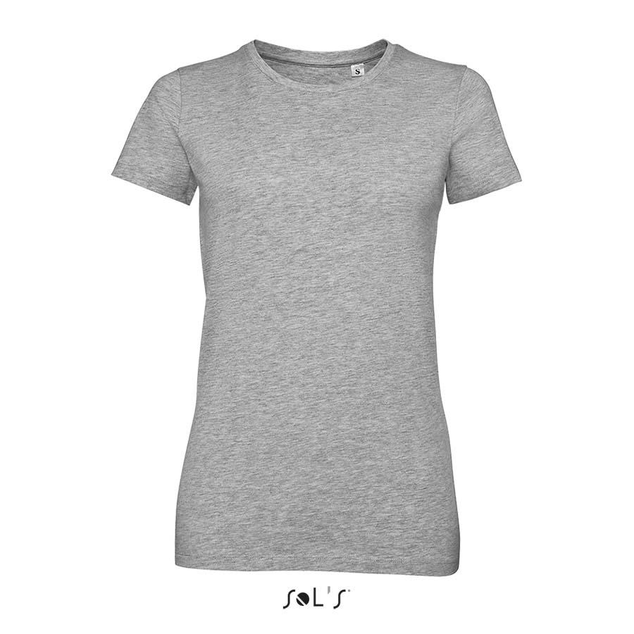 Tee-shirt col rond femme Millenium - 1-1409-2