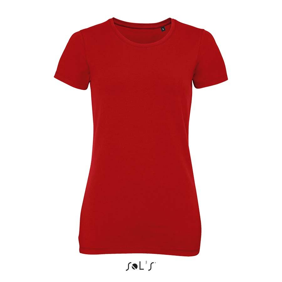 Tee-shirt col rond femme Millenium - 1-1409-3