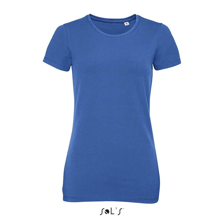 Tee-shirt col rond femme Millenium - 1-1409-4