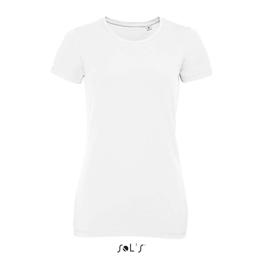 Tee-shirt col rond femme Millenium - 1-1409-5