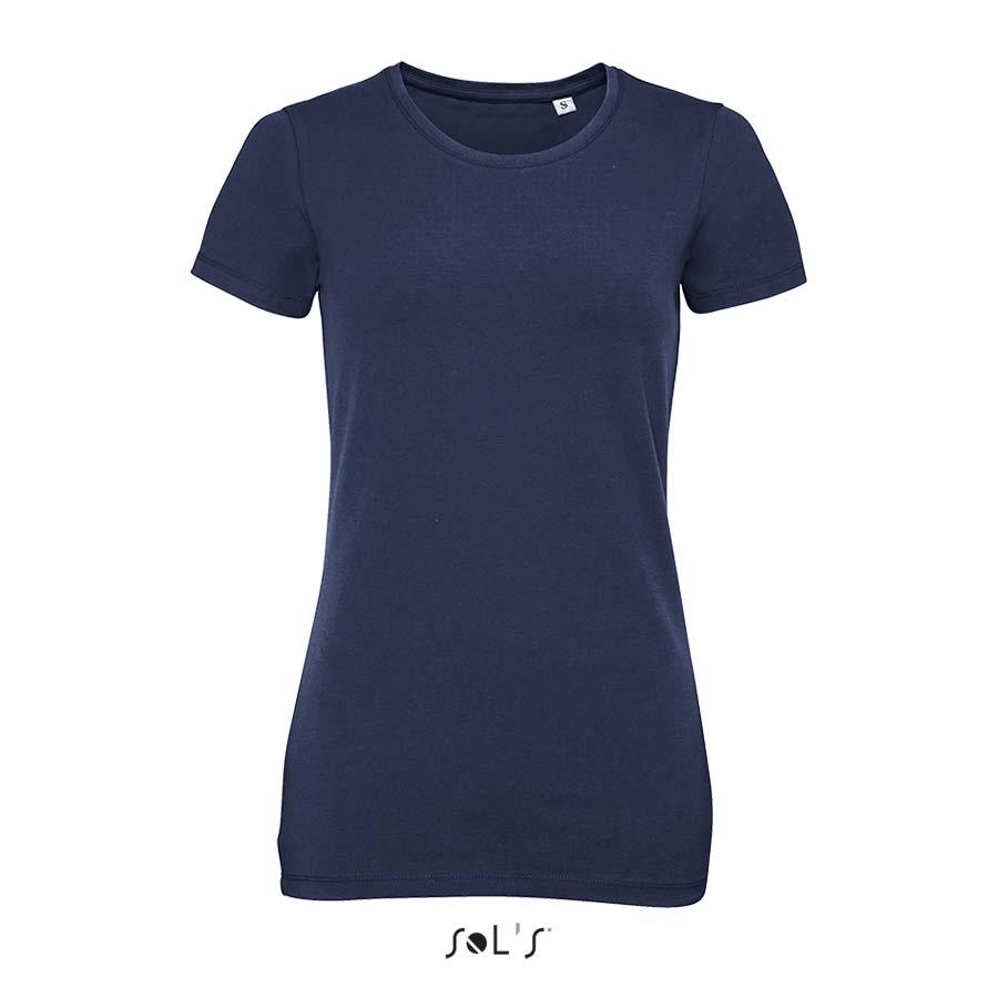 Tee-shirt col rond femme Millenium - 1-1409-6