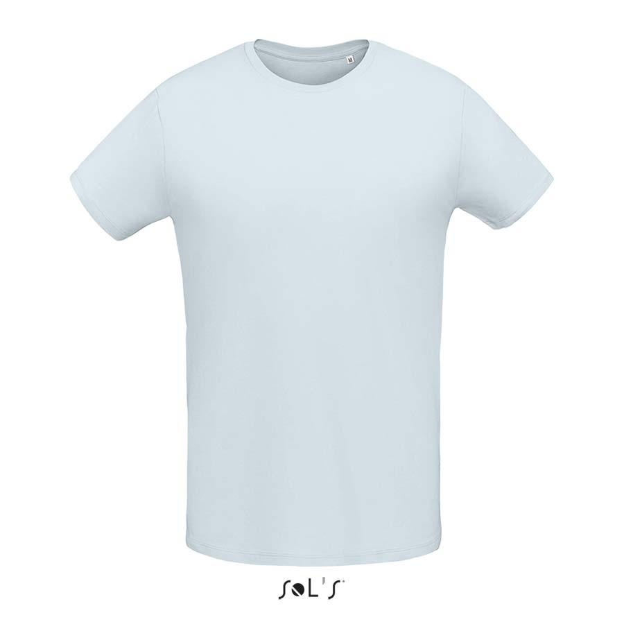 Tee-shirt col rond ajusté homme - 1-1412-1