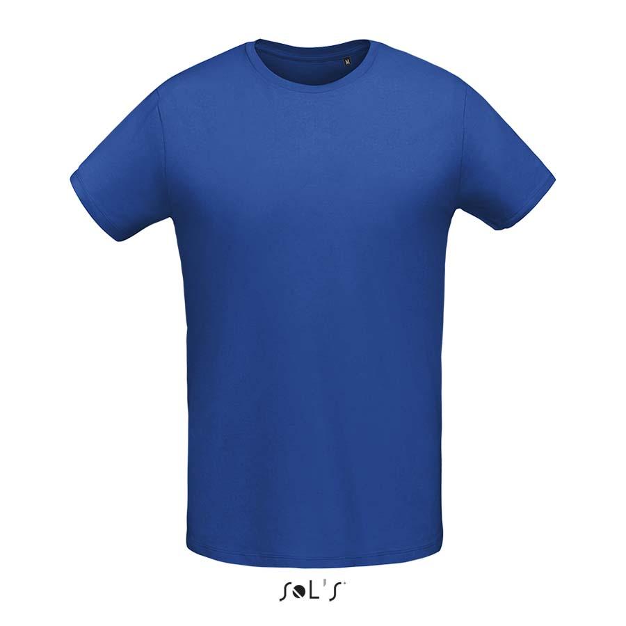 Tee-shirt col rond ajusté homme - 1-1412-10