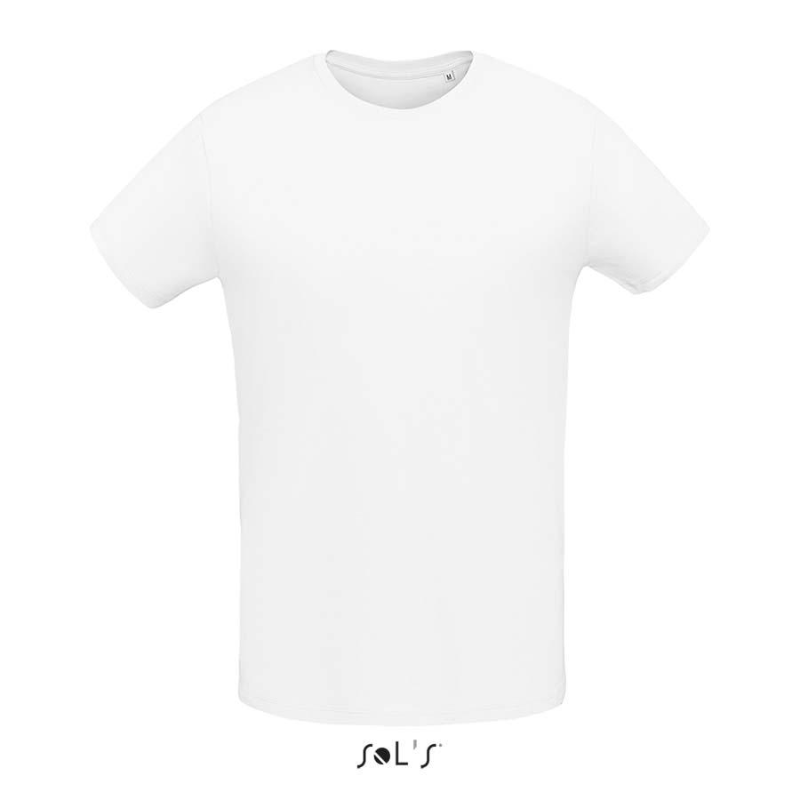 Tee-shirt col rond ajusté homme - 1-1412-11