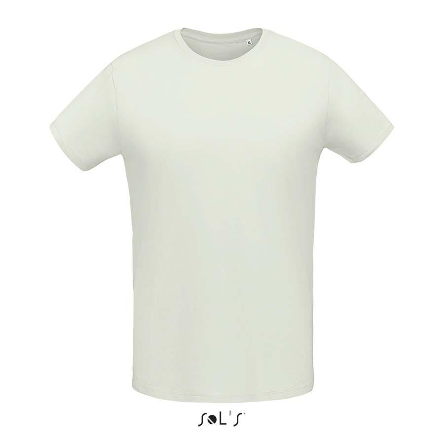 Tee-shirt col rond ajusté homme - 1-1412-4