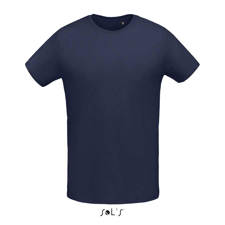 Tee-shirt col rond ajusté homme - 1-1412-5