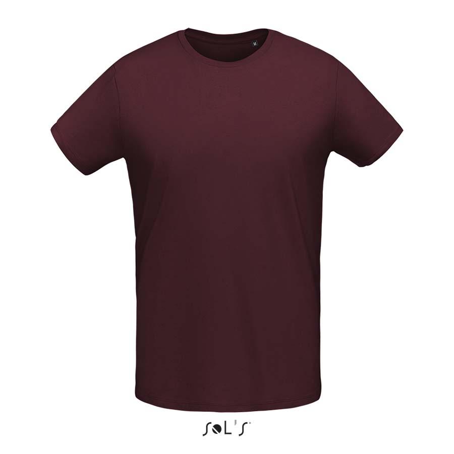 Tee-shirt col rond ajusté homme - 1-1412-8