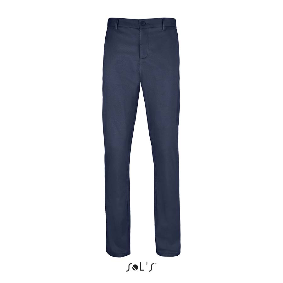 Pantalon stretch en satin homme Jared - 1-1418-1