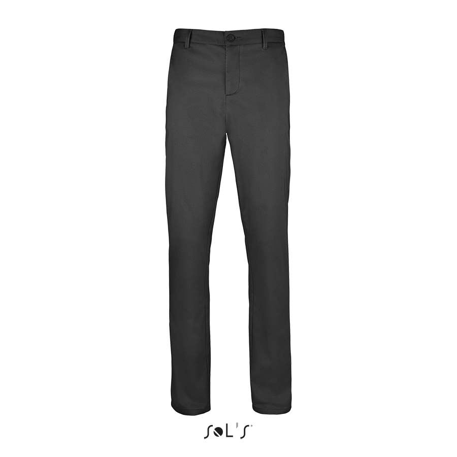 Pantalon stretch en satin homme Jared - 1-1418-3