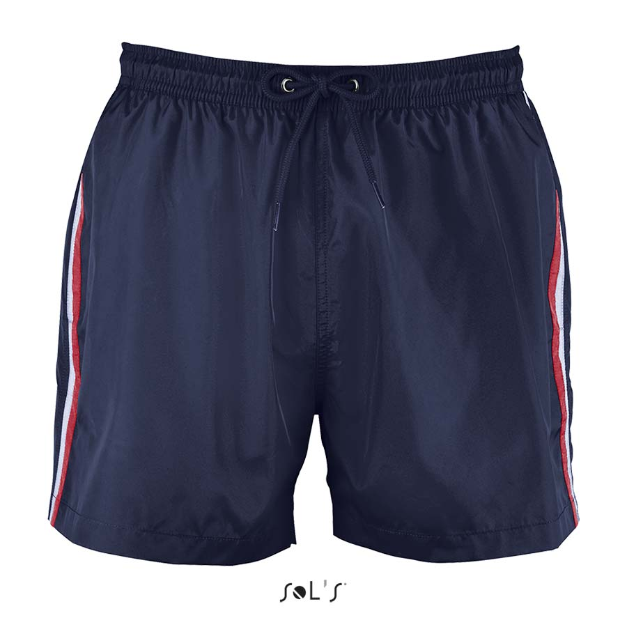 Short de bain tricolore homme Sunrise - 1-1425-1