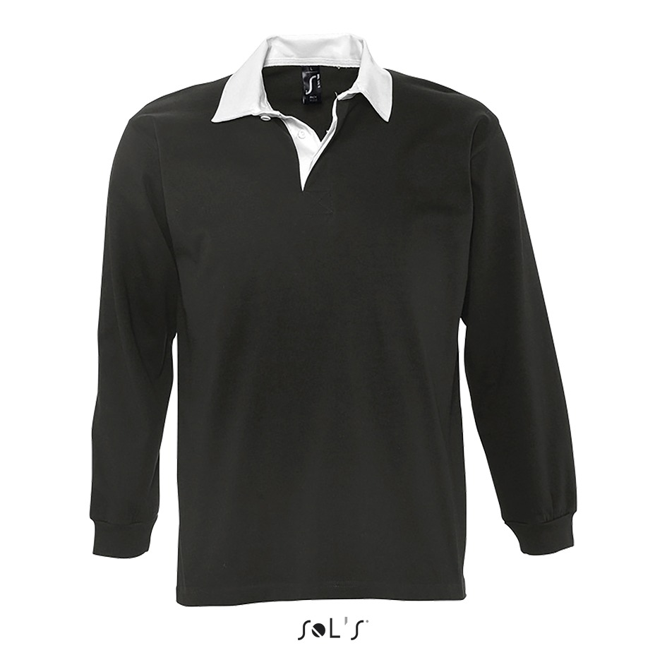 Polo rugby homme bicolore - 1-1438-6