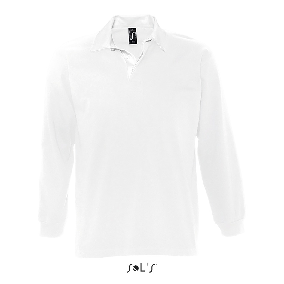 Polo rugby homme bicolore - 1-1438-7