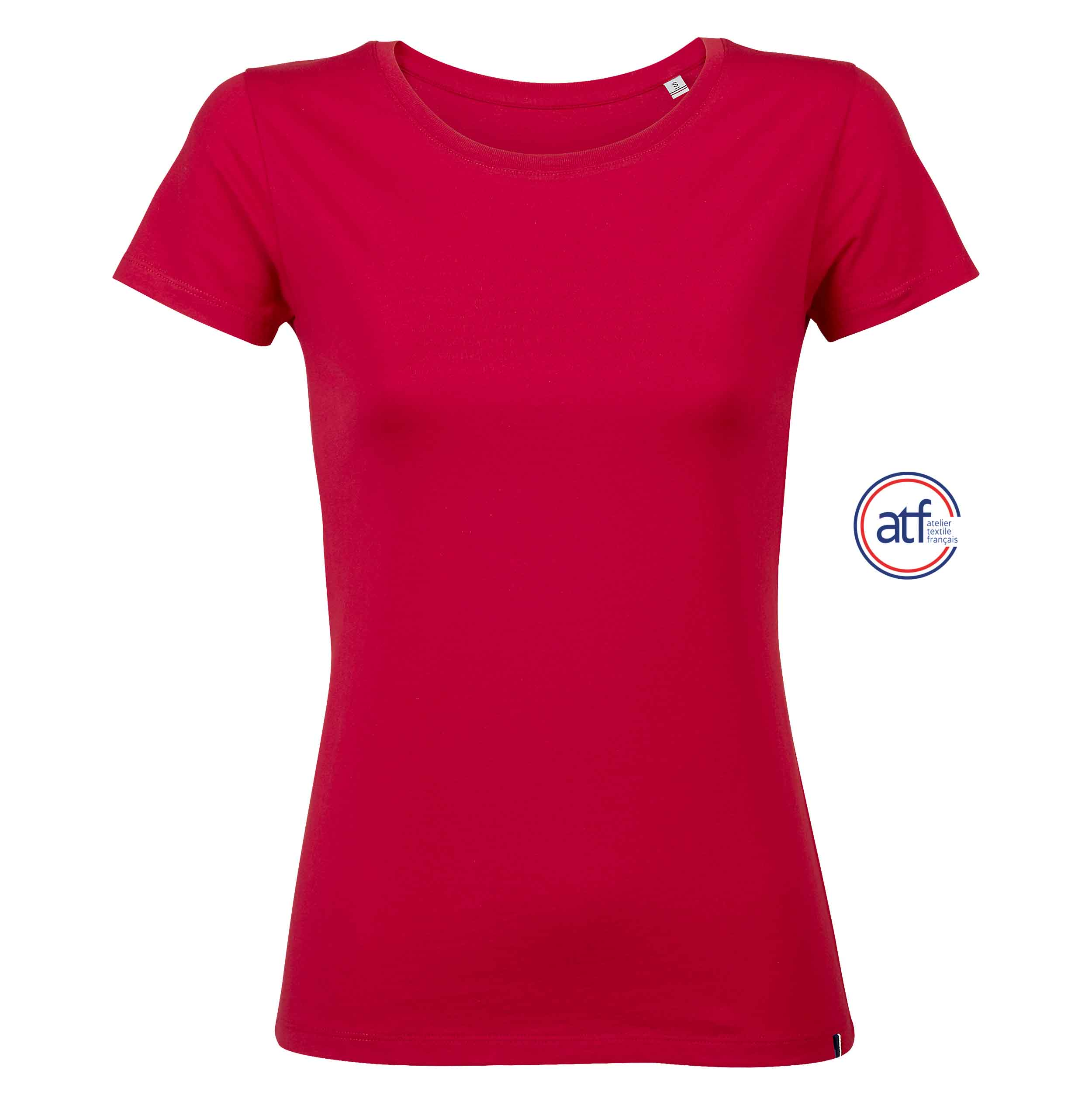 Tee-shirt femme Lola - 1-1447-4