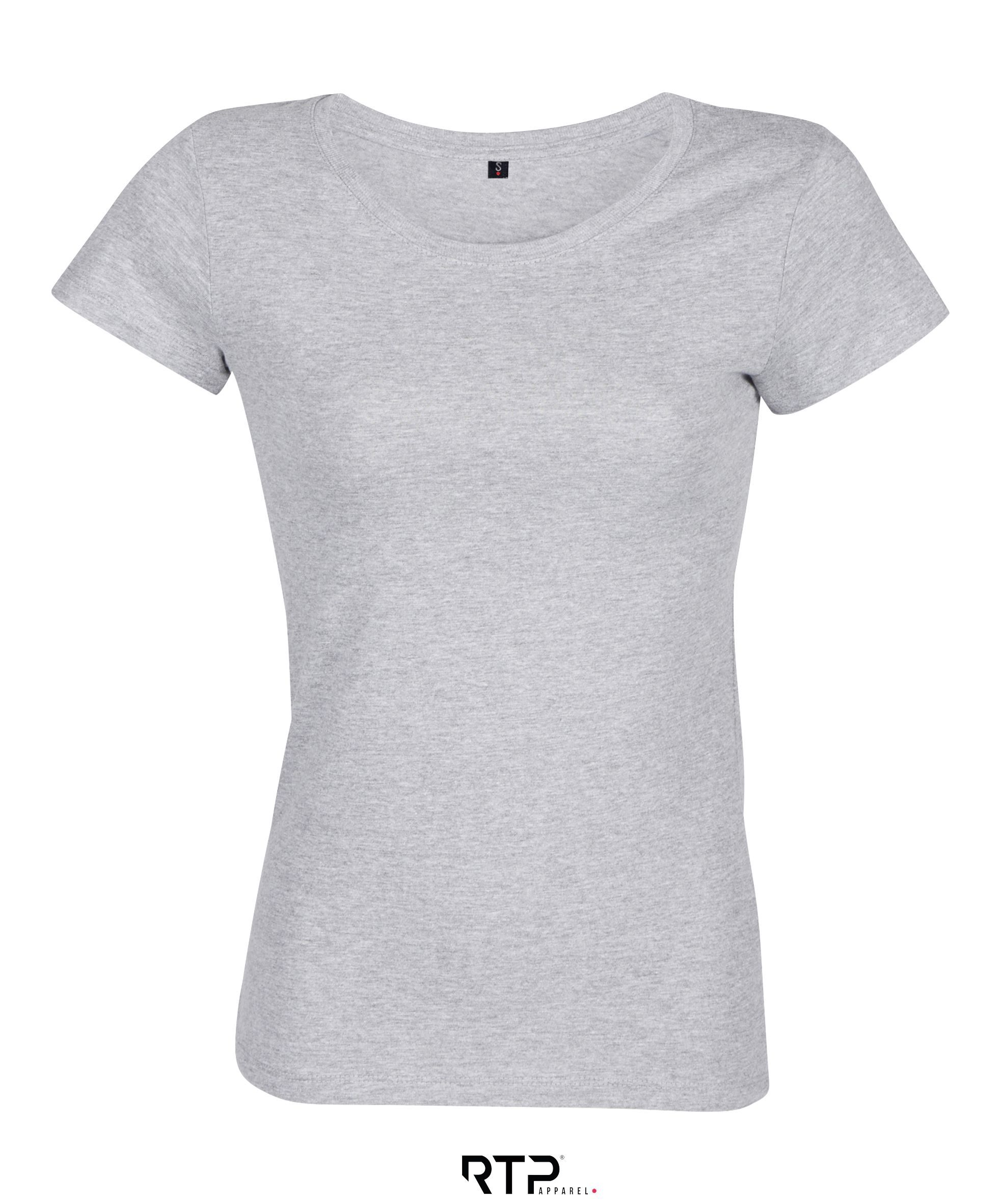 Tee-shirt femme coupe cousu manches courtes