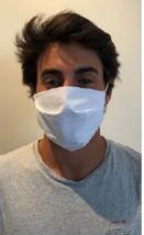 Masque à usage non-sanitaire lavable catégorie 1