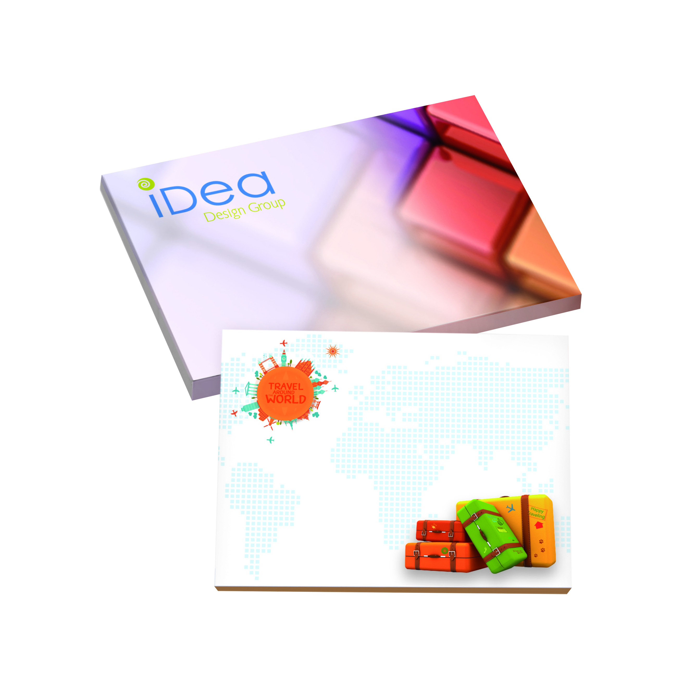 Bloc BIC® Adhesive Notepads Ecolutions
