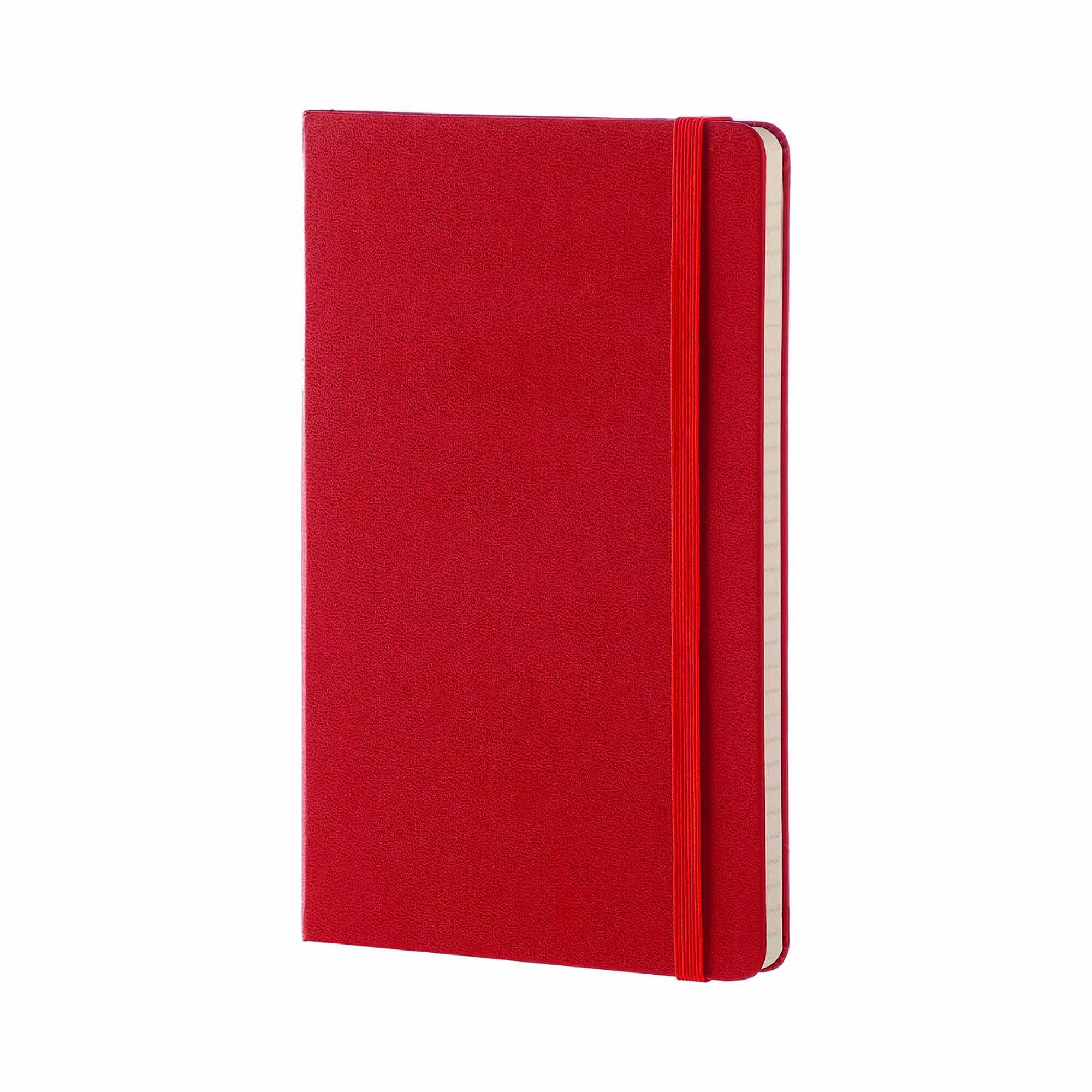 Carnet classique de poche avec papier à rayures MOLESKINE®