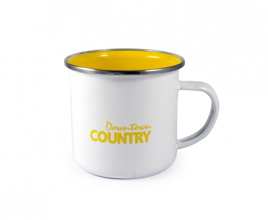 Inner ColourCoat Enamel Mug