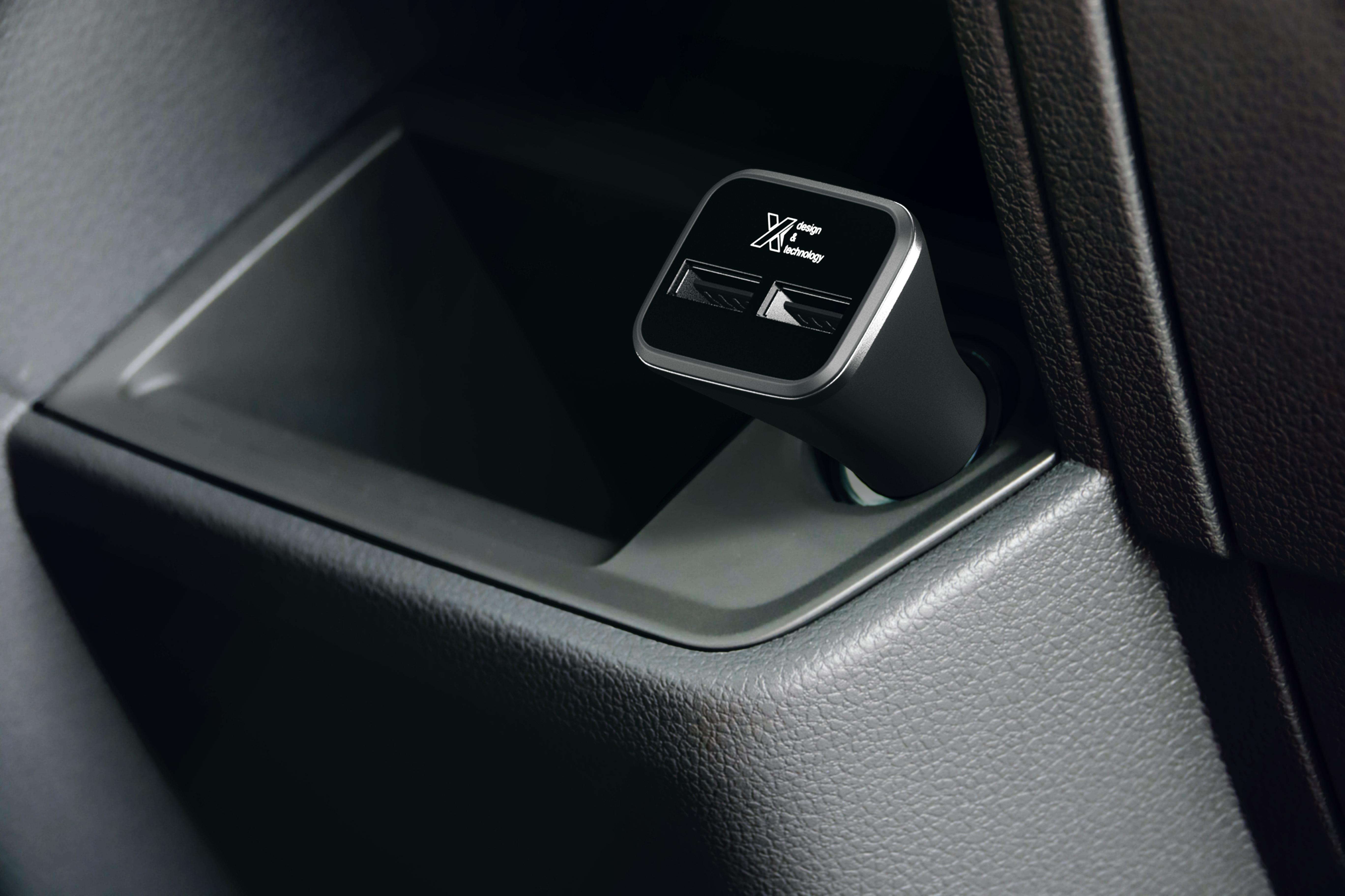 Chargeur de voiture - 107-1024-3