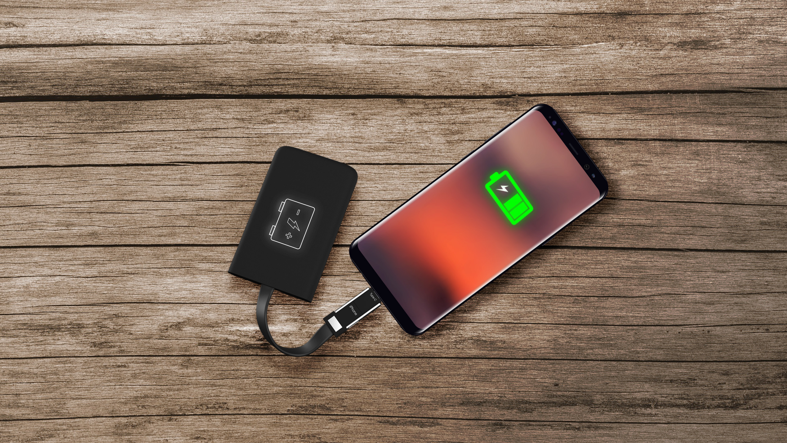 Chargeur Emergency 1000mAh