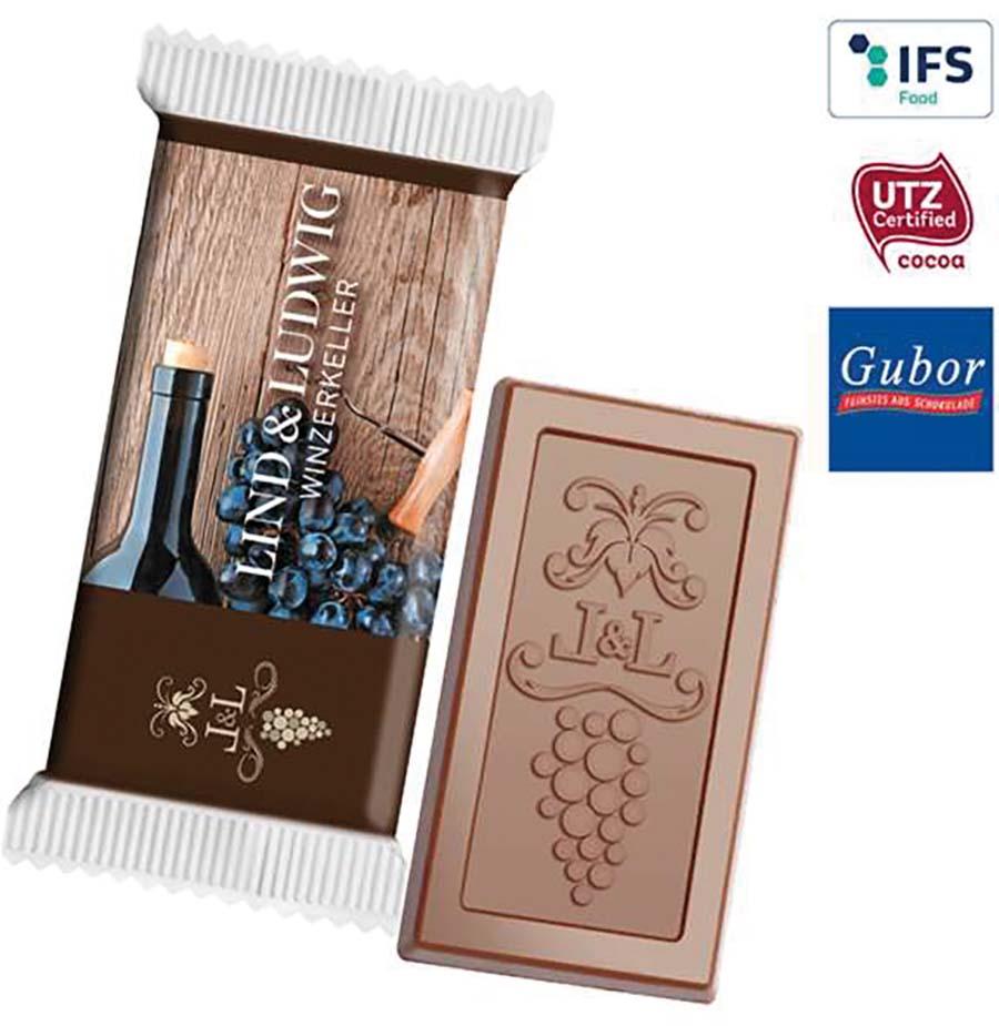 Chocolat personnalisé MAXI
