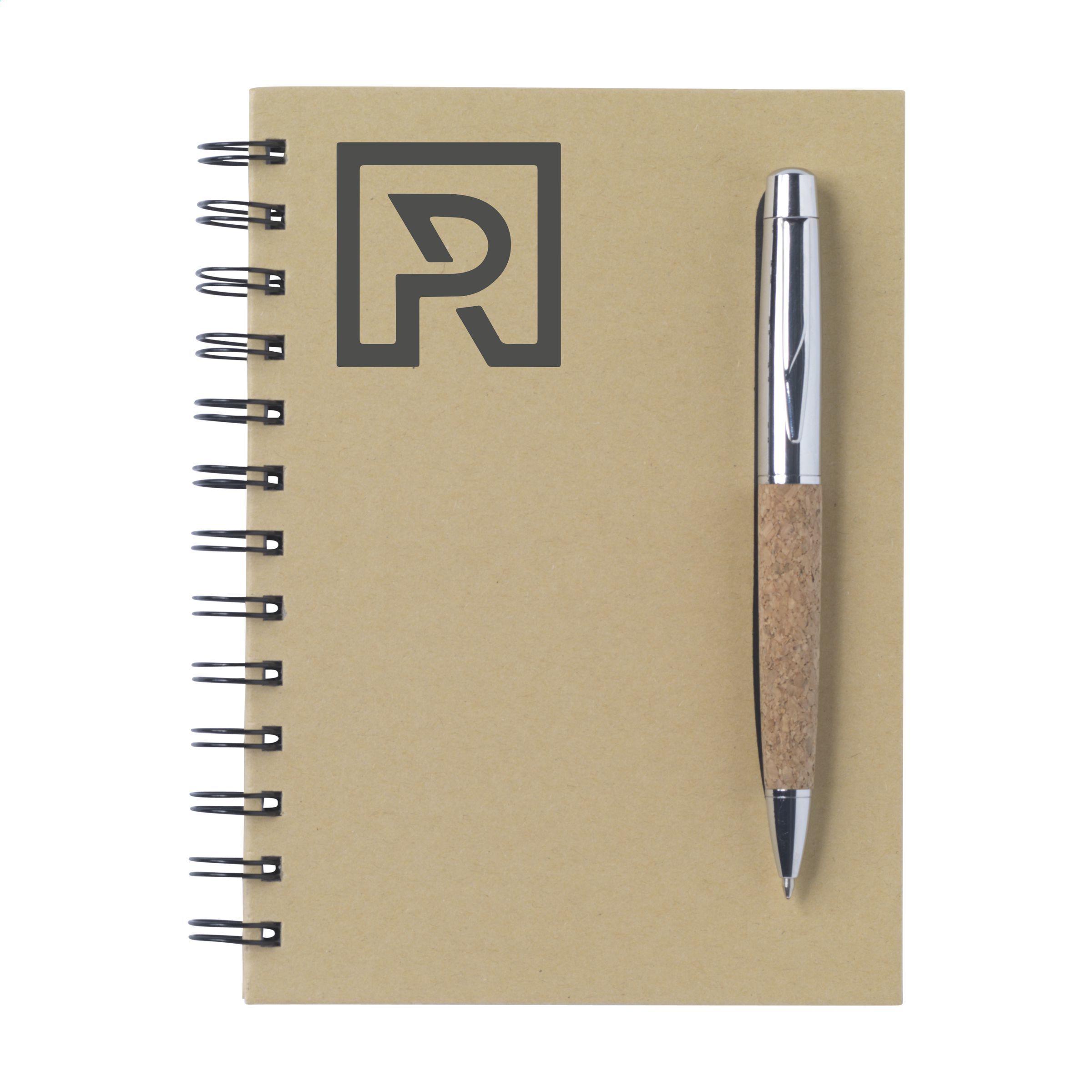 Notebook carnet