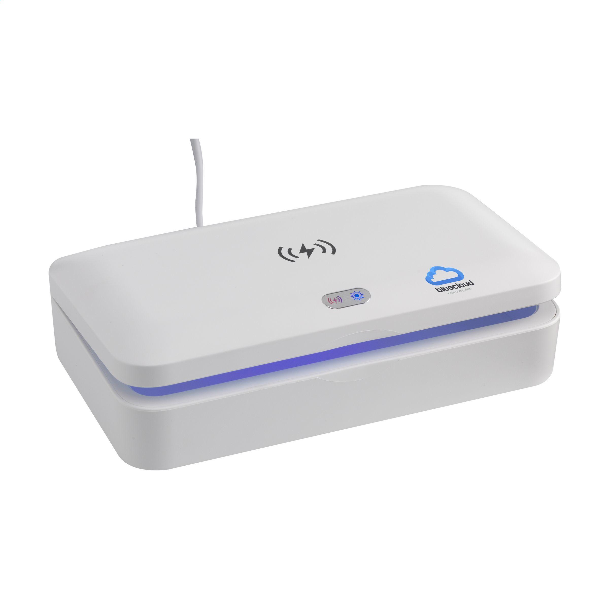 Boîte de stérilisation avec chargeur sans fil 5W
